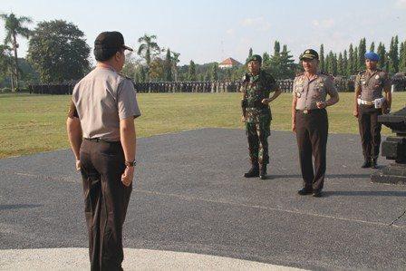 SINERGITAS TNI POLRI JELANG PILPRES 2014