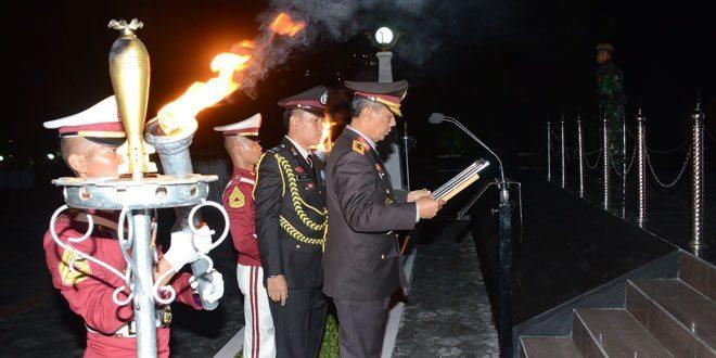Renungan Suci, Doakan Para Pahlawan Di TMP Giri Tunggal