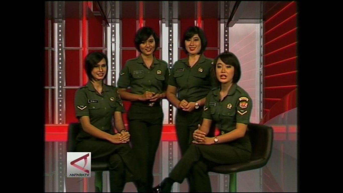 BULETIN TNI AD ANTARA TV EDISI 2 TANGGAL 25 AGUSTUS 2014