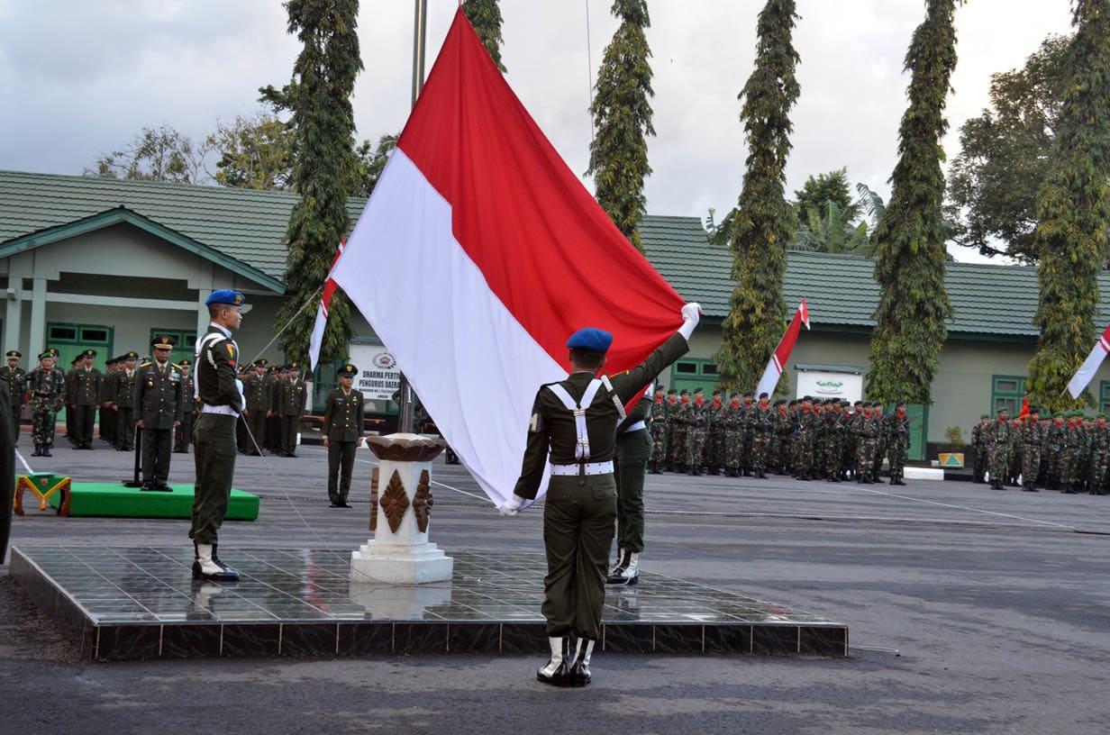 Upacara Peringatan HUT Kemerdekaan Indonesia Ke-69