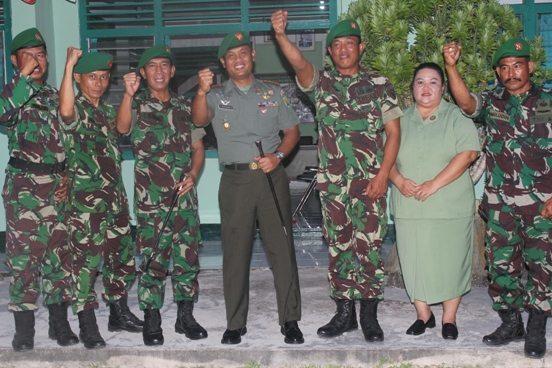 Danrem : Prajurit Kodim 0414/Belitung Harus Mengikuti Perkembangan Situasi