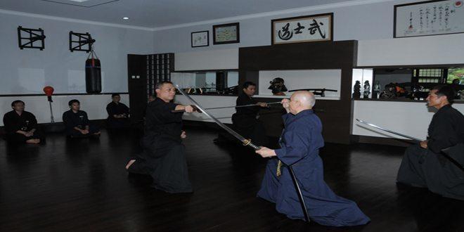 Seishukan Indonesia Datangkan Master Samurai Jepang