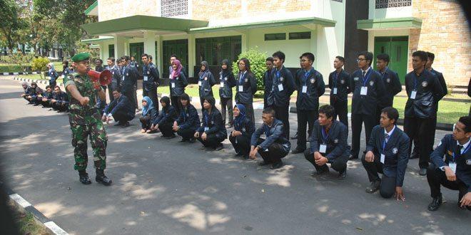 Mahasiswa/I Politeknik Negeri Semarang Ikuti Pelatihan di Akmil