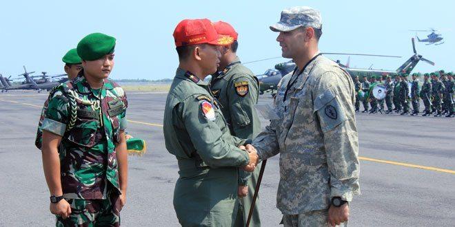 TNI AD Dan US Army Laksanakan Latihan Bersama Garuda Shield-8/2014