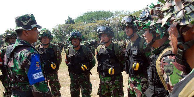 Uji Siap Tempur Tingkat Baterai/Kompi Satbanpur Jajaran Kodam IV/Diponegoro
