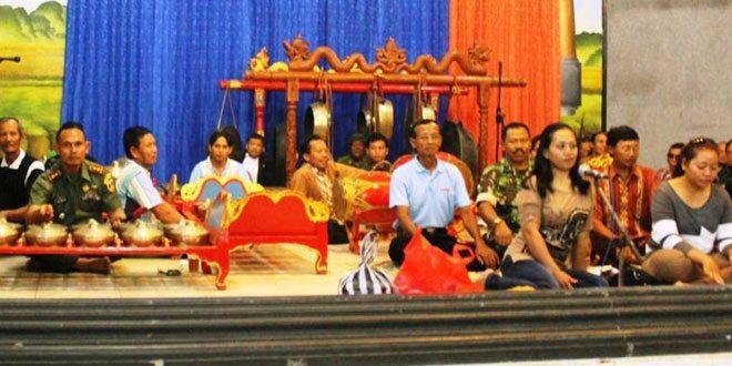Kodim 0725/Sragen Siap Menangkan Sinden Idol se-Jateng 2014