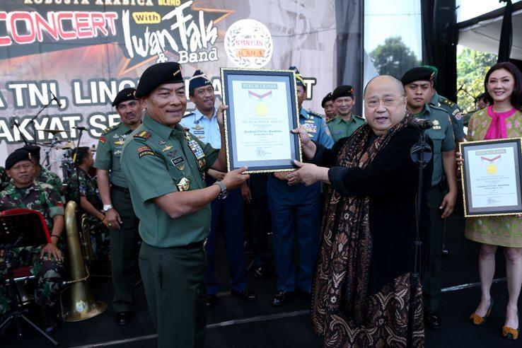 Jaya Suprana Terharu Gebrakan Jenderal TNI Moeldoko