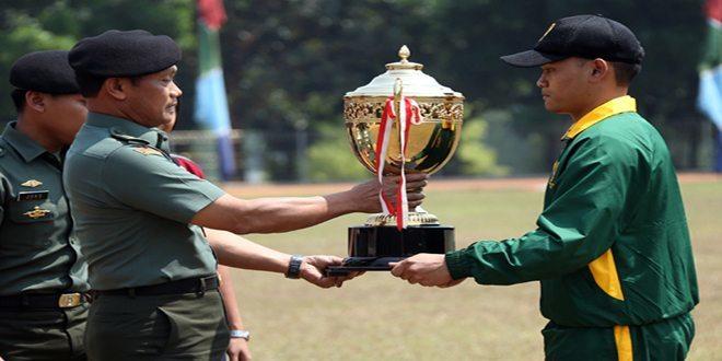 Penutupan Panglima TNI Cup Tahun 2014