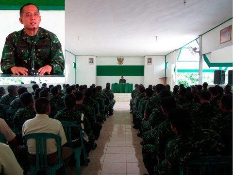 Letkol Inf Krido Pramono Pimpin Kodim 1002/Brb