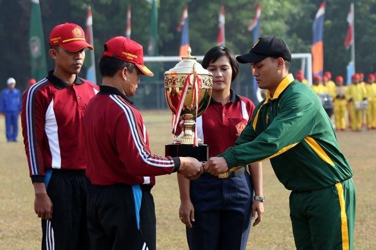 Pembukaan Piala Panglima TNI Tahun 2014