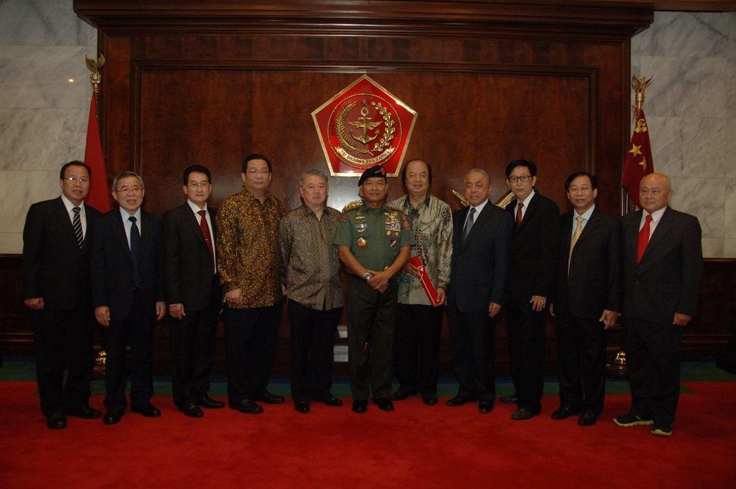 Panglima TNI Berangkatkan Tim Seni Budaya TNI ke RRT