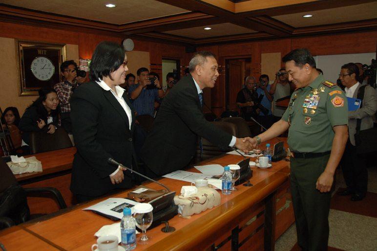Penghargaan Inovasi Panglima TNI Tahun 2014