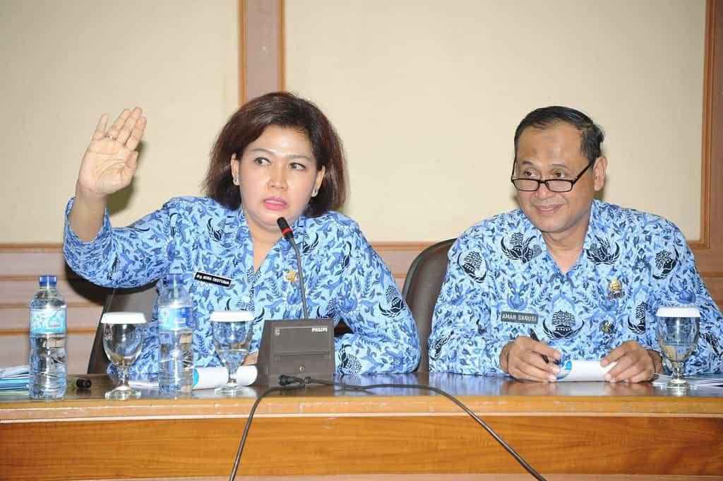 Drg. NORA RYAMIZARD TERPILIH SEBAGAI KETUA BARU DPK UNIT TNI AD PERIODE 2015 - 2019