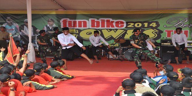 Membangun Kebersamaan Lewat Pesta Rakyat HUT TNI