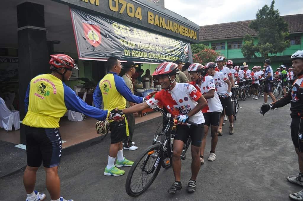 TOUR GOWES BERSAMA TNI RAKYAT SEHAT