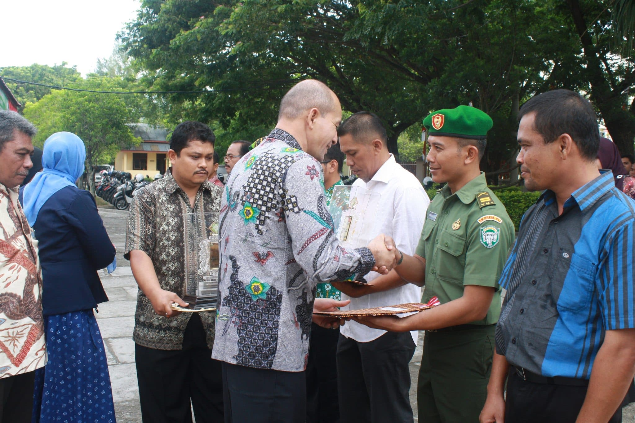 Koperasi Kartika TU Juara Ke-II Seprovinsi Aceh