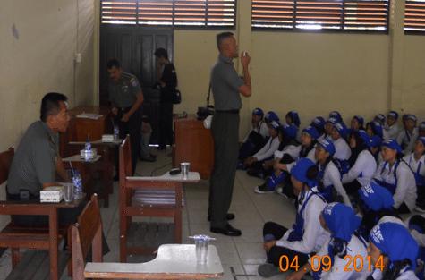 """Kuliah Umum Pada Fisipol Universitas Tanjungpura DenganTema: """"Wawasan Kebangsaan dan Pengamanan Perbatasan"""""""