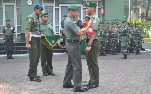 Pangdam Jaya Buka Gladi Posko l Korem 052/WKR