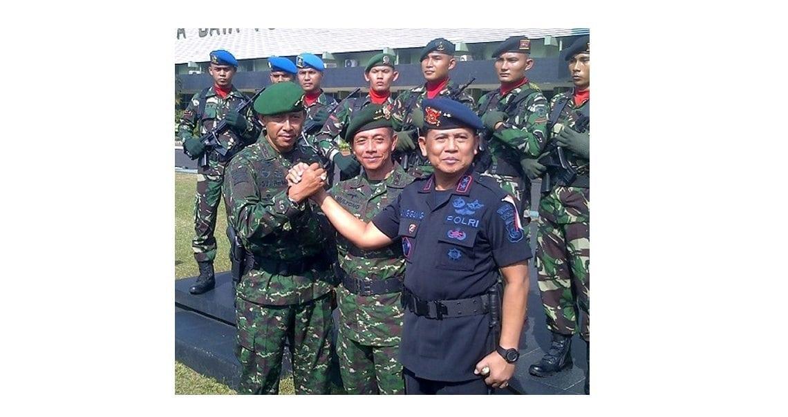 Mayjen TNI Agus Sutomo Pangdam Jaya