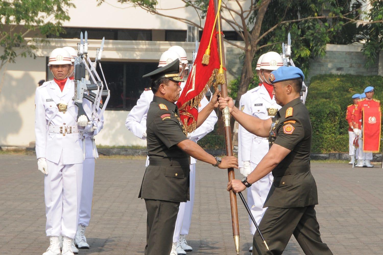 Mayjen TNI Andika Perkasa Jabat Danpaspampres