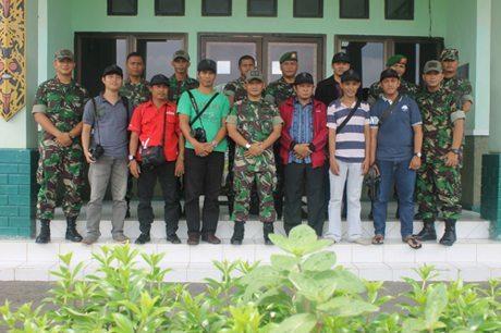 Walet Sakti Pererat Tali Silaturahmi Dengan Tokoh Media Massa