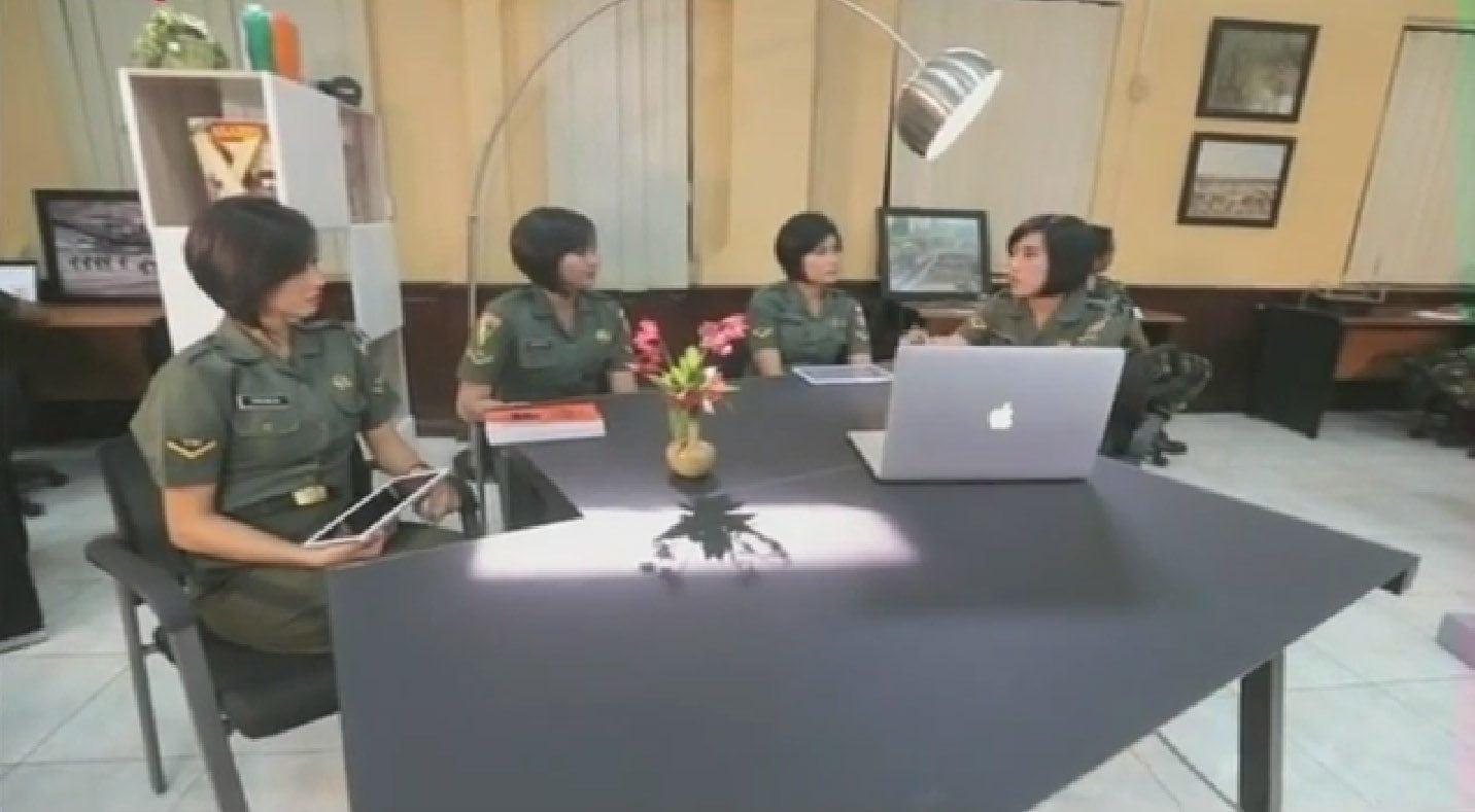 Buletin TNI AD eps 07 (29-09-2015)