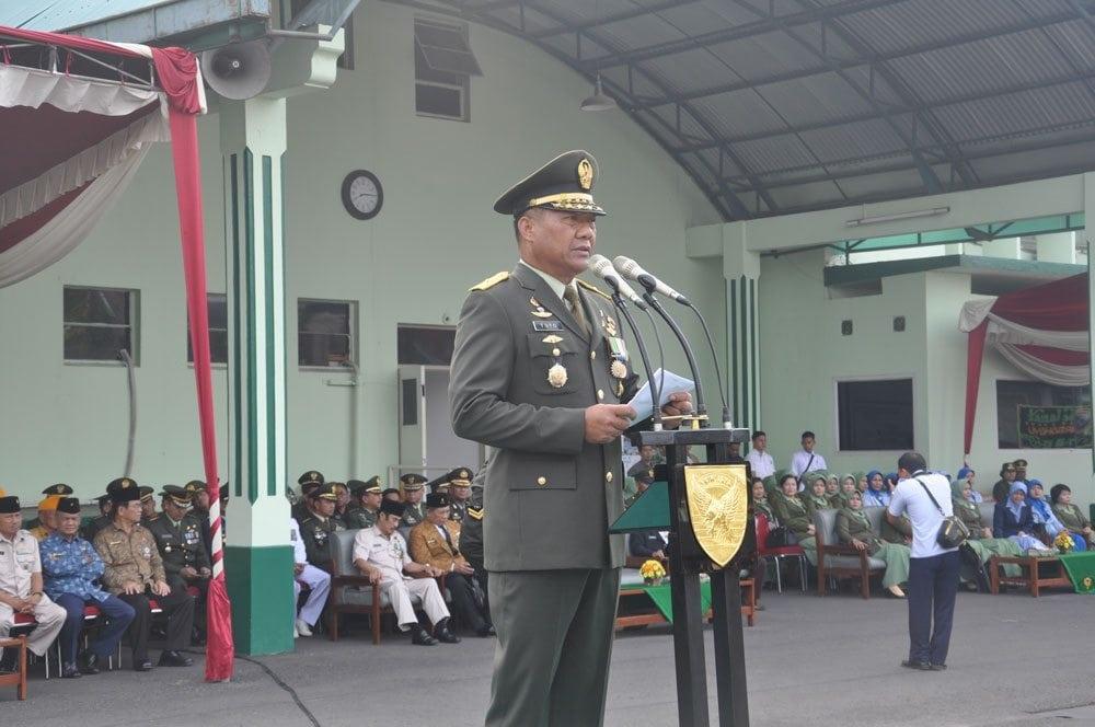 PANGLIMA TNI : TNI MASIH SEBAGAI PRAJURIT PEJUANG DAN PEJUANG PRAJURIT