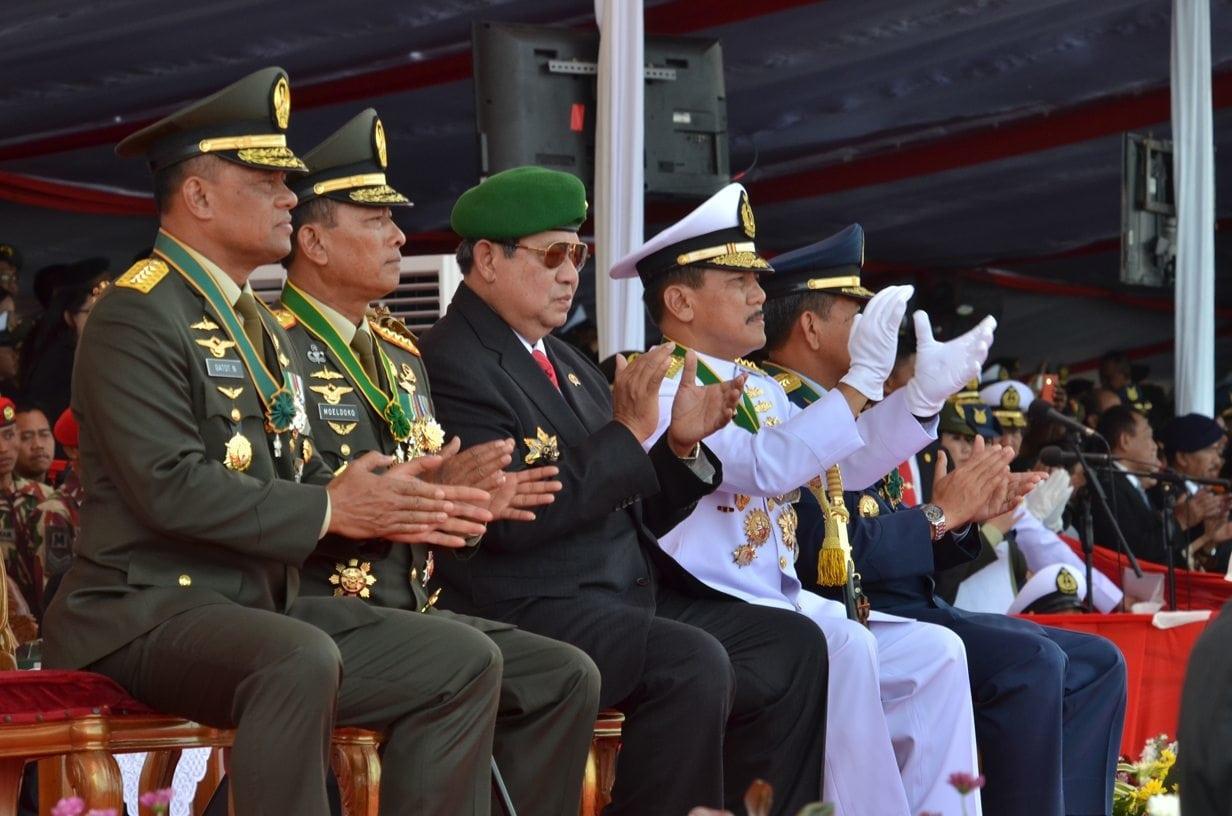 HUT ke-69 TNI