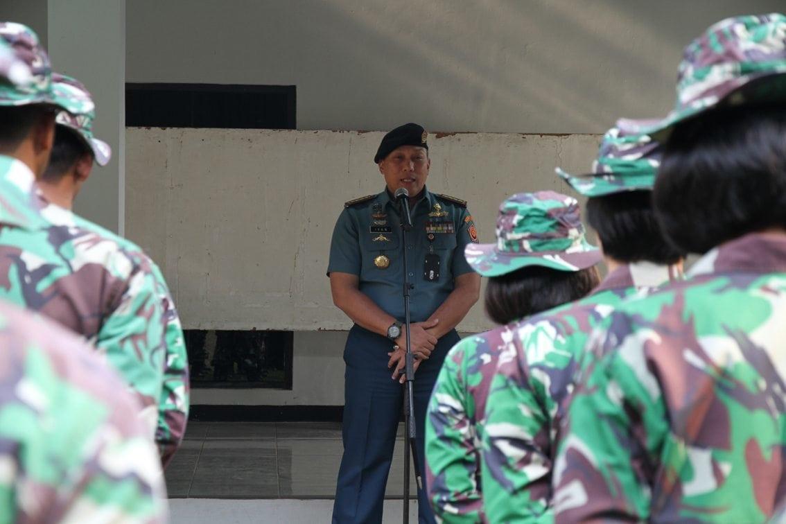 Dandenma Mabes TNI Lepas Atlet Menembak