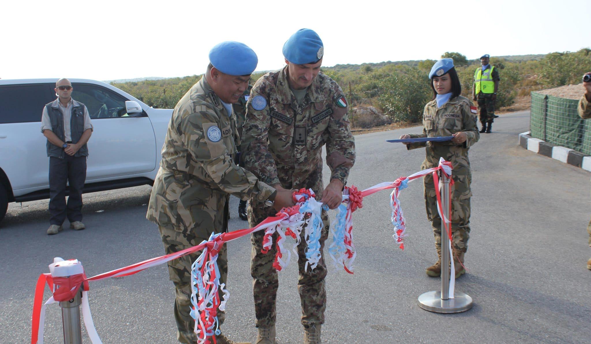 UNIFIL HoM & FC APRESIASI KONTINGEN GARUDA TNI