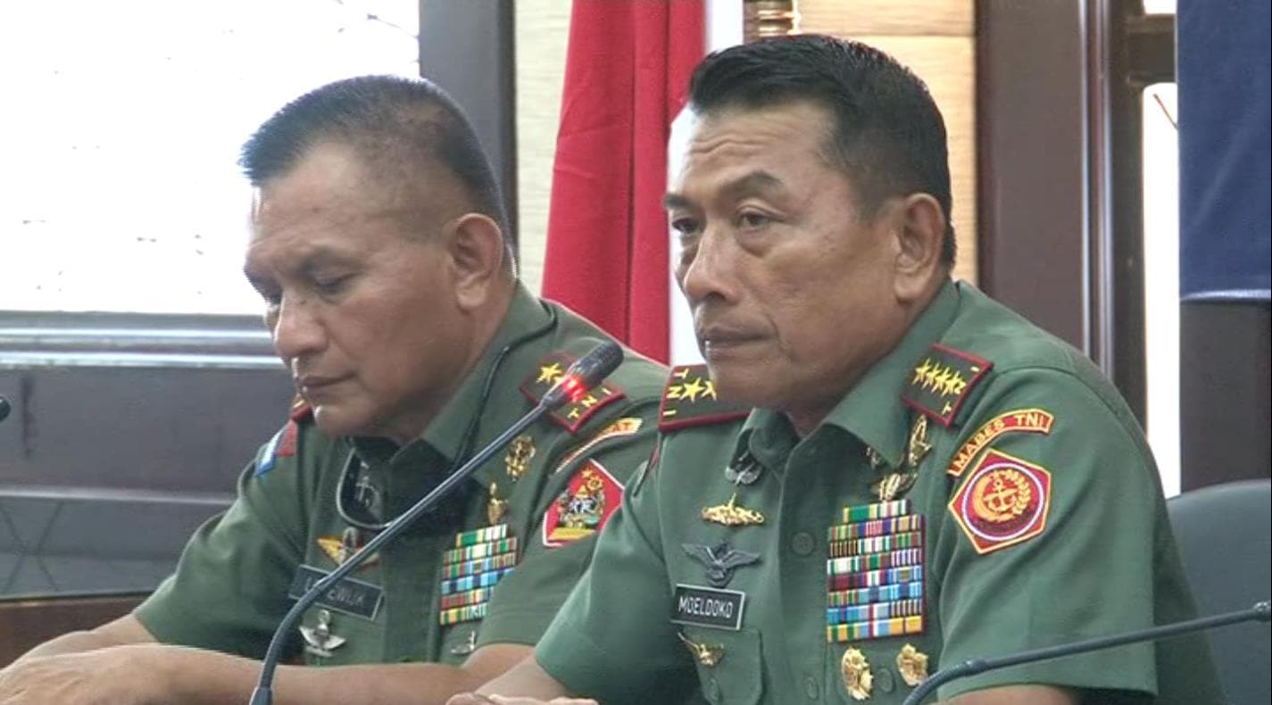 Panglima TNI Larang Beri Pernyataan Hasil Investigasi Kasus Batam