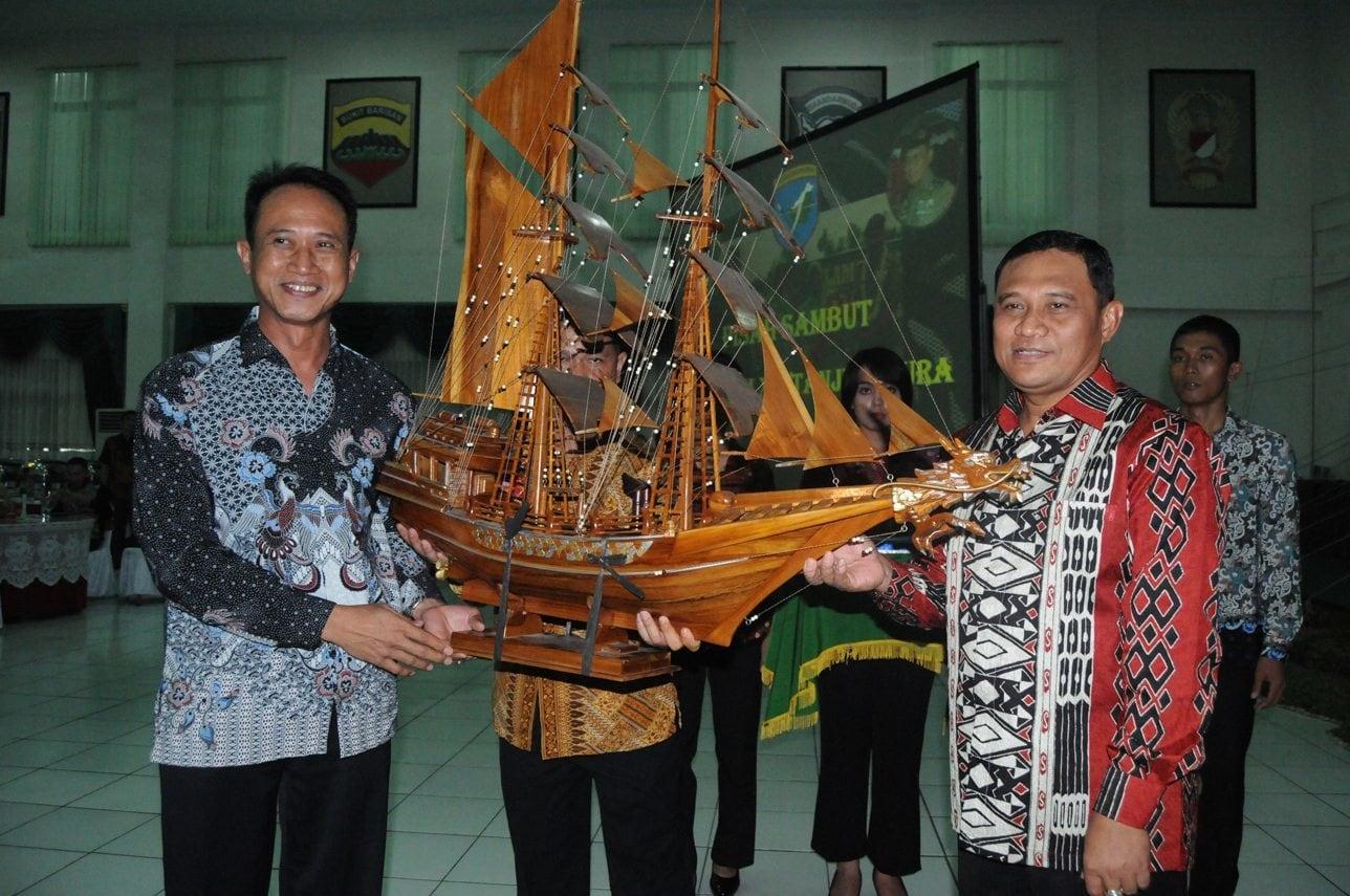 Pisah Sambut Pangdam XII/Tanjungpura