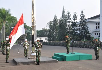 MAKODIKLAT TNI AD PERINGATI HARI SUMPAH PEMUDA