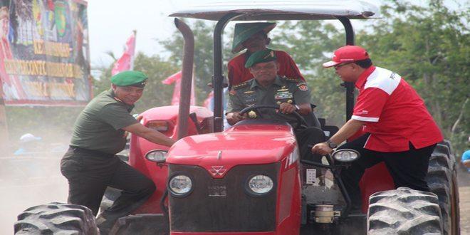 Kepala Staf Angkatan Darat Melaksanakan Kunjungan Kerja ke Merauke