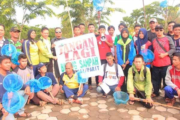 Kodim 1207/Bs Gerakan Senyum Kapus TNI bersama Rakyat