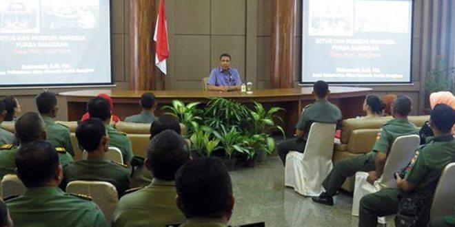Pembinaan Aparat Kewilayahan Serbuan Teritorial