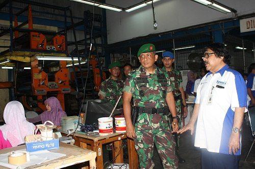 Pangdam IM Silaturahmi Ke Kantor Harian Serambi Indonesia