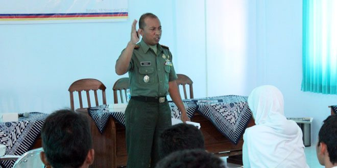 Pelatihan Dasar Kepemimpinan Tingkat Kabupaten Batang Tahun 2014