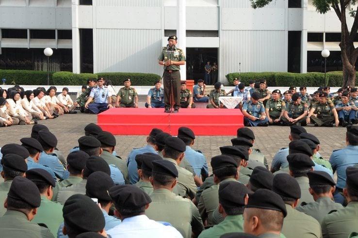 Panglima TNI Minta Tidak Ada Prajurit Terjerat Narkoba