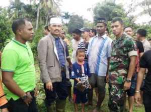 Banjir Terjang Aceh Utara, Kodim 0103/ Aceh Utara Bantu Warga Di Lokasi Bencana