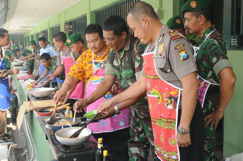 KOMSOS KREATIF DANDIM 0814 MENUTUP RANGKAIAN KEGIATAN SYUKURAN HUT TNI KE -69 TH. 2014 DI WILAYAH JOMBANG