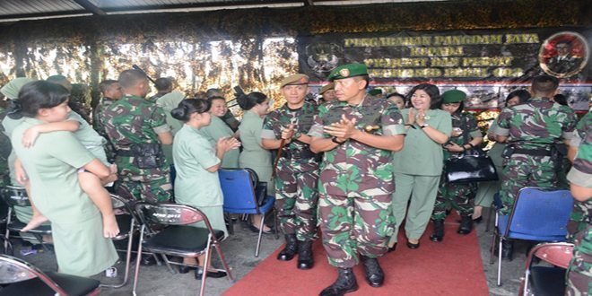 Pangdam Jaya Memotivasi Prajurit Denarhanud Rudal 003