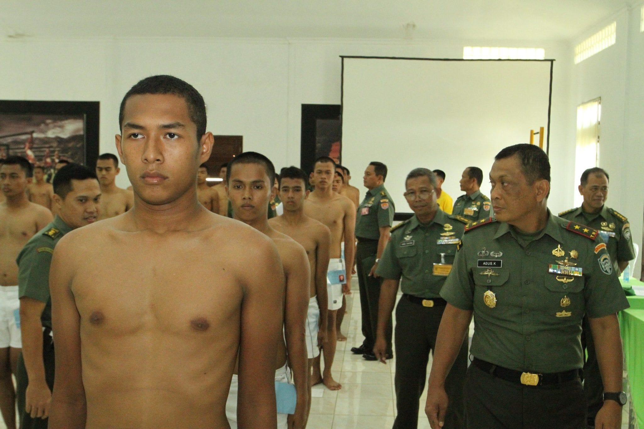 Pangdam IM Pimpin Sidang Pemilihan Tingkat Pusat Secata PK TNI AD Gel.II TA.2014