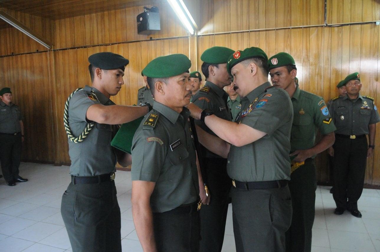Pangdam XII/Tanjungpura Tutup Latihan Pemantapan Inteljen Satuan Kodam TA. 2014
