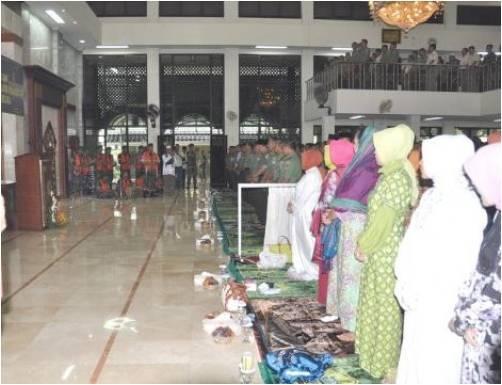 Tahun Baru Islam 1 Muharam 1436 H Di Kodam Jaya