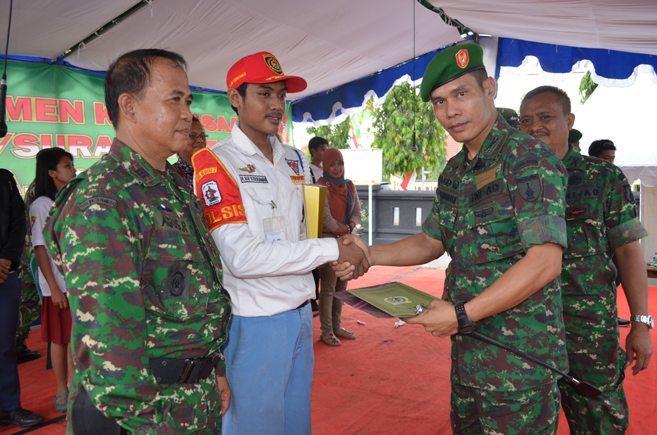 Kodim 0830/Surabaya Utara Gelar Lomba Fragmen Wawasan Kebangsaan