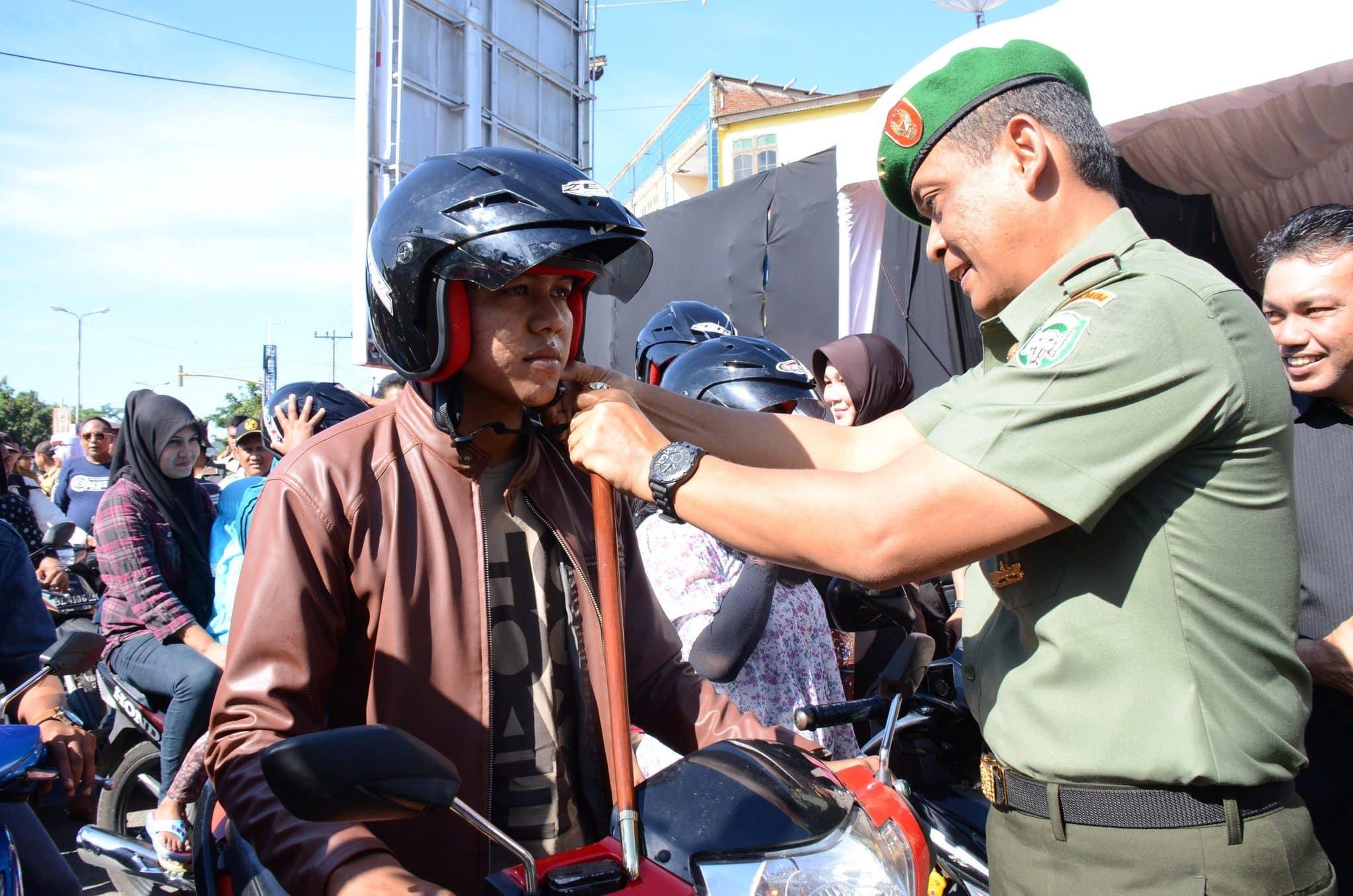 Pangdam IM Dukung Deklarasi Menuju Indonesia Tertib Bersatu Untuk Keselamatan No. 1 Tahun 2015