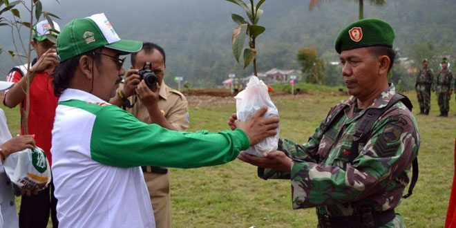 Hari Menanam Pohon di Kabupaten Tegal
