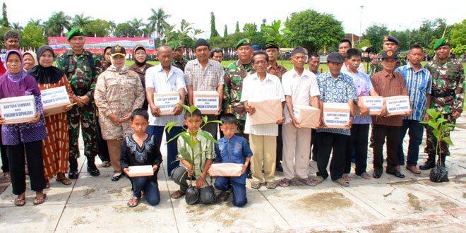 Serbuan Teritorial Kodam IV/Diponegoro Dalam Rangka Hari Infanteri