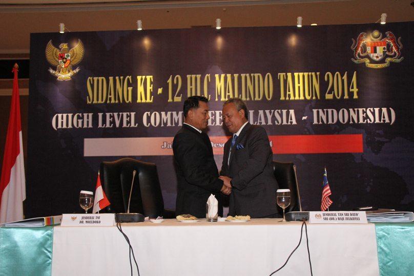 Panglima TNI : Sidang ke-12 HLC Malindo Memiliki Nilai Penting